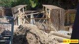 Rekonstrukce mostu na Hoslovice