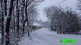 Sníh 6.1.2021